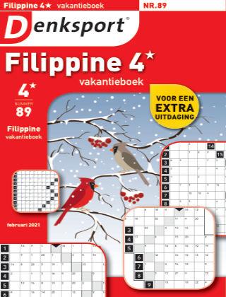 Denksport Filippine 4* Vakantieboek 089