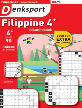 Denksport Filippine 4* Vakantieboek 090