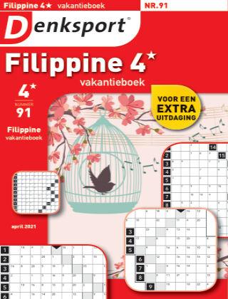 Denksport Filippine 4* Vakantieboek 091