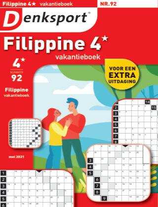 Denksport Filippine 4* Vakantieboek 092