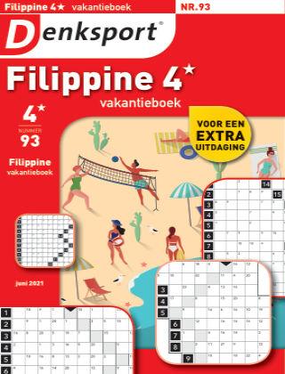 Denksport Filippine 4* Vakantieboek 093