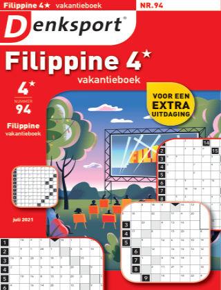 Denksport Filippine 4* Vakantieboek 094