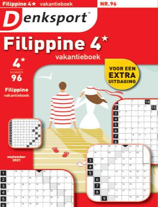 Denksport Filippine 4* Vakantieboek 096