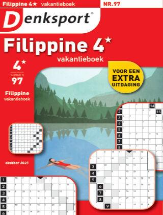 Denksport Filippine 4* Vakantieboek 097