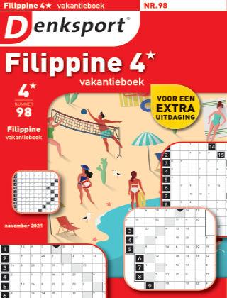 Denksport Filippine 4* Vakantieboek 098
