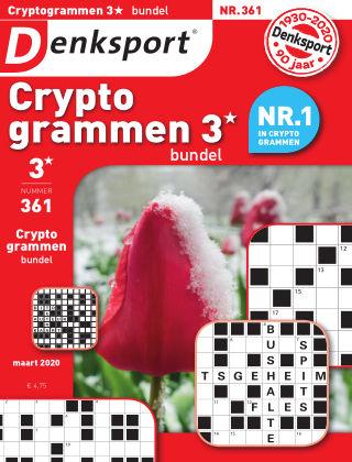Denksport Cryptogrammen 3* bundel 361