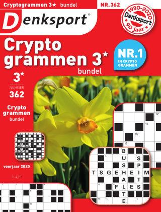 Denksport Cryptogrammen 3* bundel 362