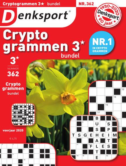 Denksport Cryptogrammen 3* bundel March 19, 2020 00:00