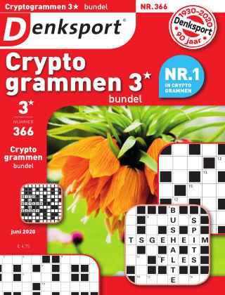 Denksport Cryptogrammen 3* bundel 366