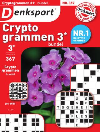 Denksport Cryptogrammen 3* bundel 367