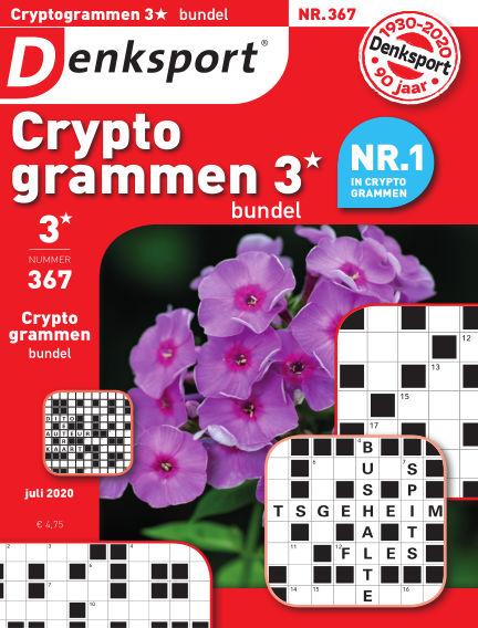 Denksport Cryptogrammen 3* bundel