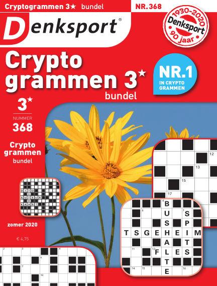 Denksport Cryptogrammen 3* bundel July 23, 2020 00:00