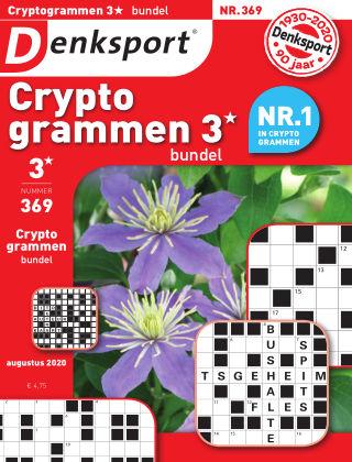 Denksport Cryptogrammen 3* bundel 369