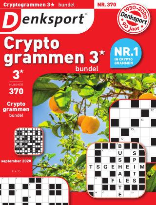 Denksport Cryptogrammen 3* bundel 370