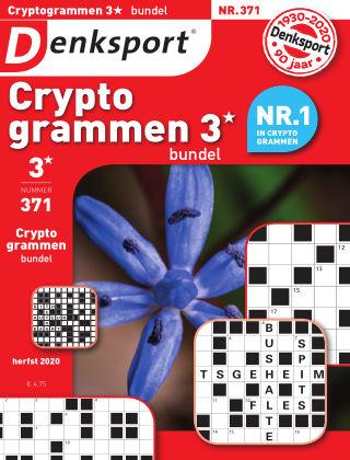 Denksport Cryptogrammen 3* bundel 371