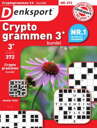 Denksport Cryptogrammen 3* bundel 372
