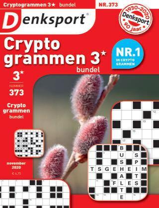Denksport Cryptogrammen 3* bundel 373
