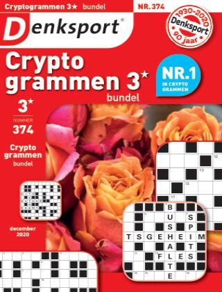 Denksport Cryptogrammen 3* bundel 374