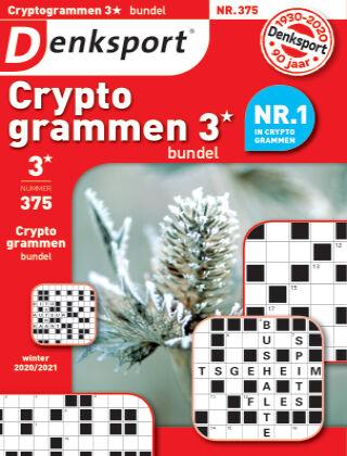 Denksport Cryptogrammen 3* bundel 375