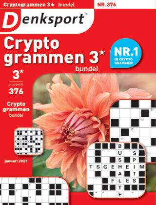 Denksport Cryptogrammen 3* bundel 376