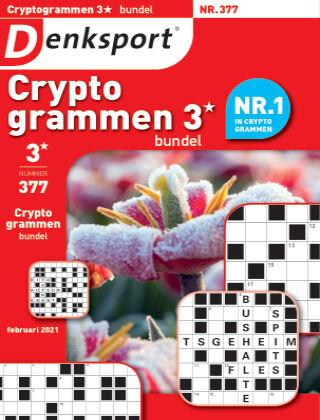 Denksport Cryptogrammen 3* bundel 377