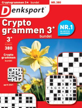 Denksport Cryptogrammen 3* bundel 380