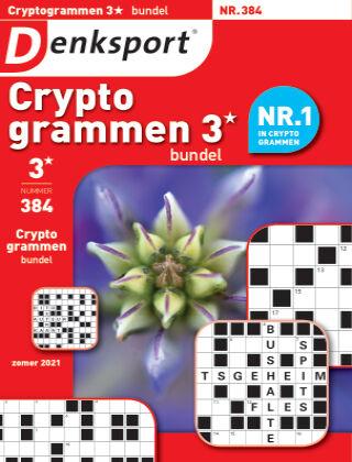 Denksport Cryptogrammen 3* bundel 384