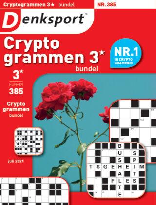 Denksport Cryptogrammen 3* bundel 385