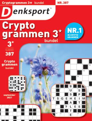 Denksport Cryptogrammen 3* bundel 387