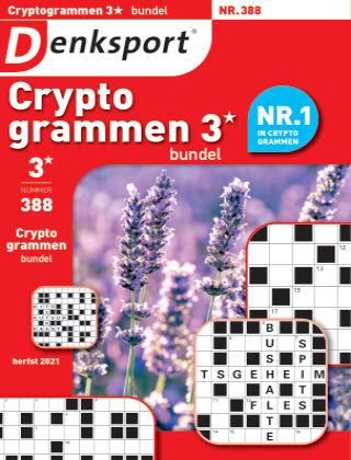 Denksport Cryptogrammen 3* bundel 388