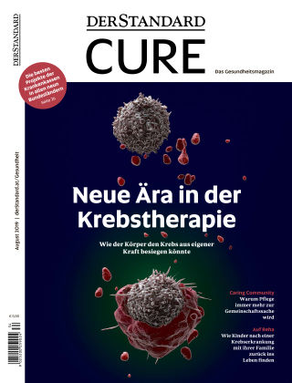 CURE August 2019