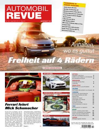 Automobil Revue Nr 14/2019
