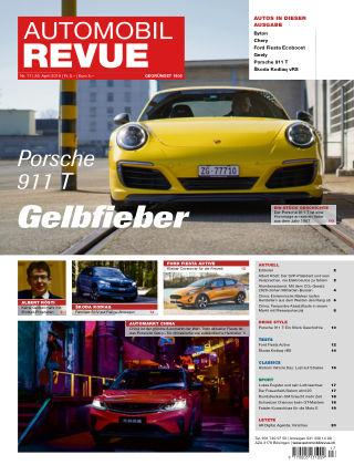 Automobil Revue Nr 17/2019