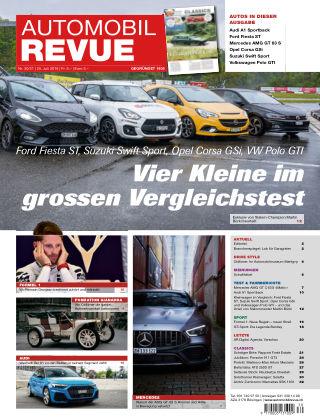 AUTOMOBIL REVUE Nr 30/31/2019