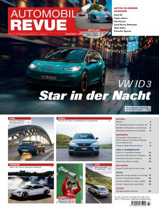 Automobil Revue Nr 37/2019