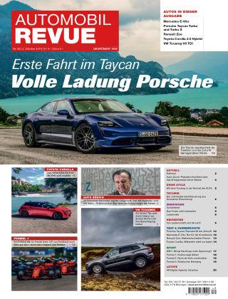 Automobil Revue Nr 40/2019