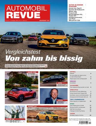 AUTOMOBIL REVUE Nr 42/2019