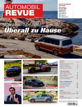 AUTOMOBIL REVUE Nr 43/2019