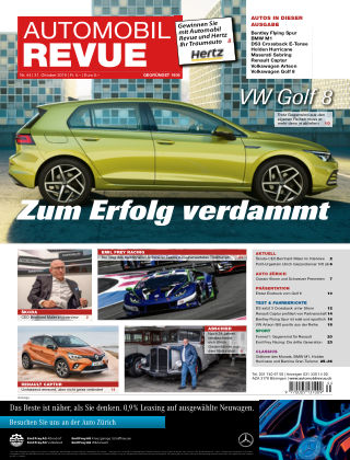 AUTOMOBIL REVUE Nr 44/2019