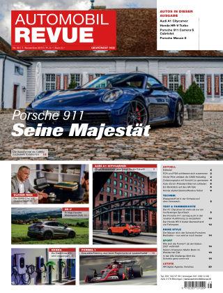 AUTOMOBIL REVUE Nr 45/2019