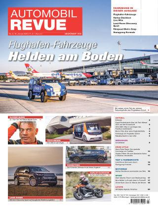 AUTOMOBIL REVUE Nr 03/2020