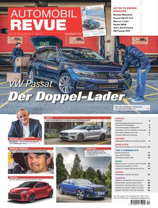 AUTOMOBIL REVUE Nr 04/2020