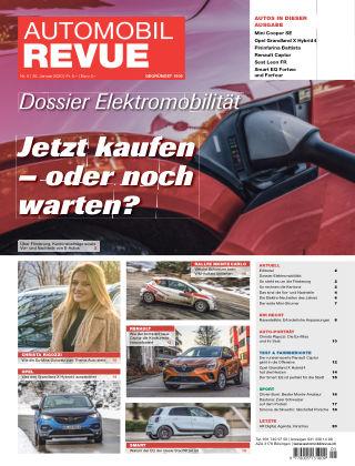 AUTOMOBIL REVUE Nr 05/2020