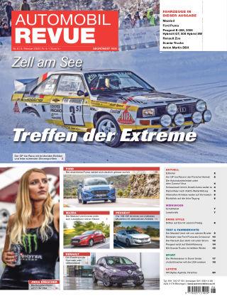 AUTOMOBIL REVUE Nr 06/2020