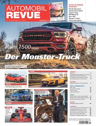 AUTOMOBIL REVUE Nr 07/2020