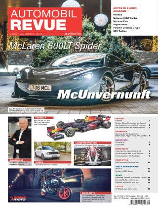 AUTOMOBIL REVUE Nr 08/2020