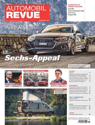 AUTOMOBIL REVUE Nr 14/2020