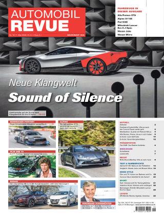 AUTOMOBIL REVUE Nr 19/2020
