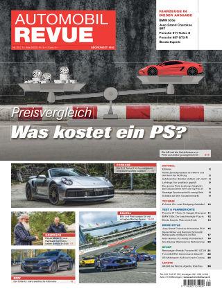 AUTOMOBIL REVUE Nr 20/2020