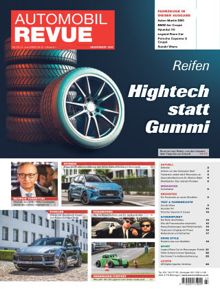 AUTOMOBIL REVUE Nr 23/2020